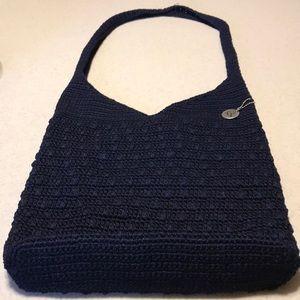 The Sak Hobo bag in Navy